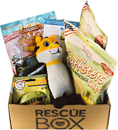 KitNipBox Reviews - Rescue Box