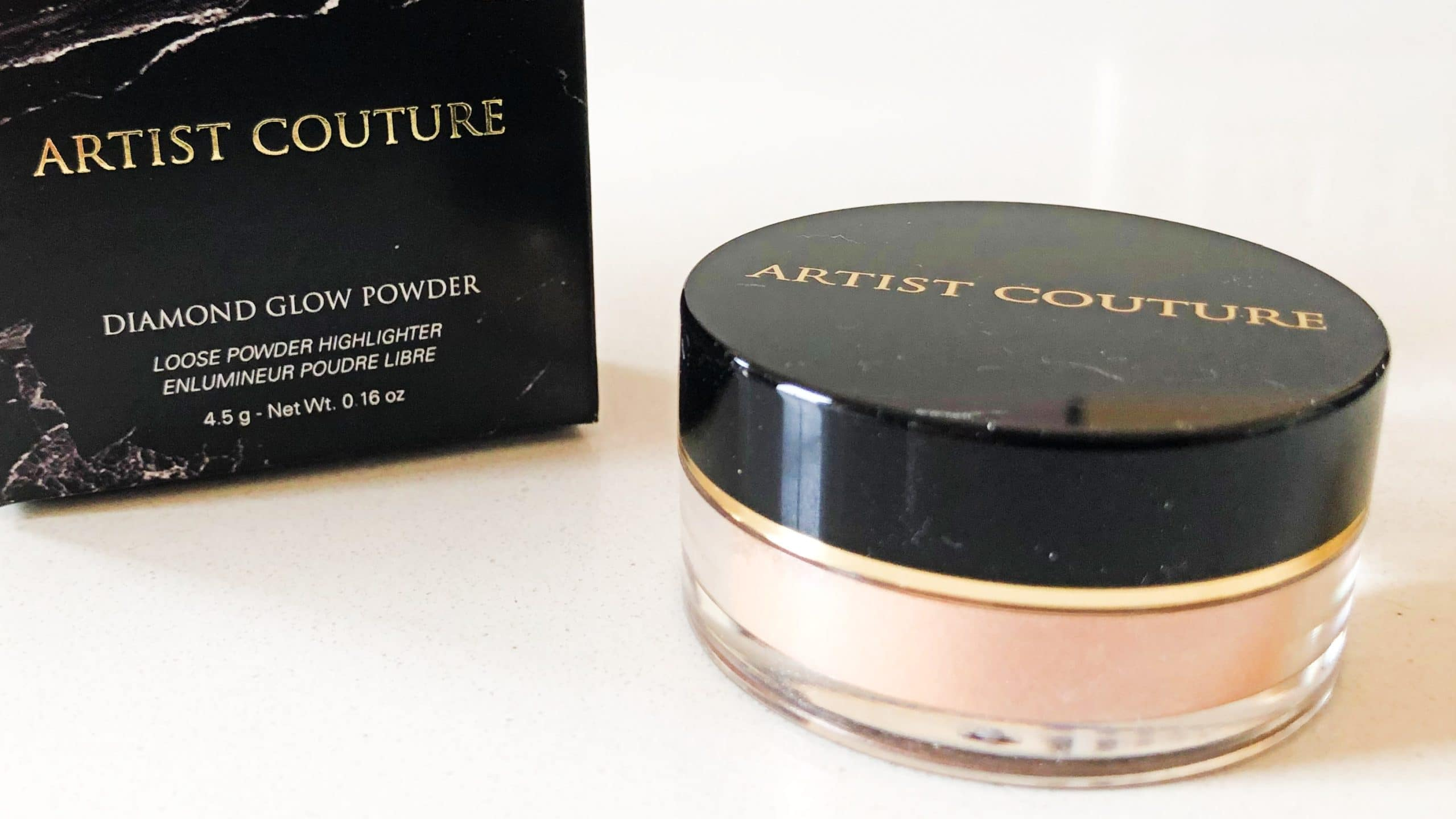 boxycharm Artist Couture Glow Powder