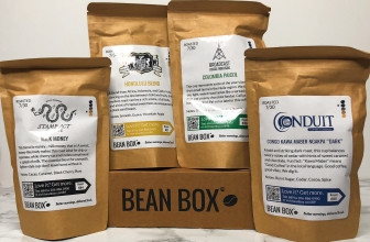 Bean Box August 2018 Review + Unboxing