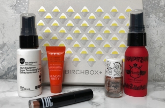 Birchbox May 2018 Review + Unboxing