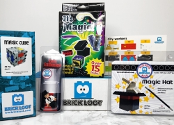 Brick Loot July 2018 Review + Unboxing