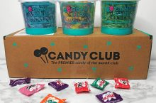 Candy Club September 2018 Review + Unboxing