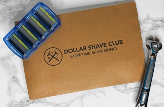 Dollar Shave Club July 2018 Review + Unboxing