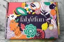 FabFitFun Summer 2018 Review + Unboxing