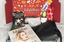 FabFitFun Fall 2018 Review + Unboxing