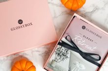 Glossybox October 2018 Review + Unboxing