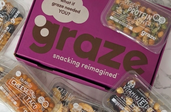 Graze September 2018 Review + Unboxing