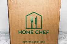Home Chef October 2018 Review + Recipes
