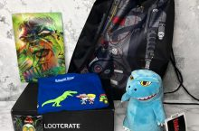 Loot Crate June 2018 Review + Unboxing