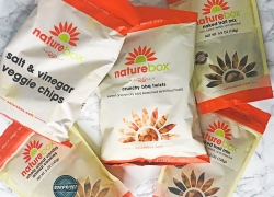 NatureBox October 2018 Review + Unboxing