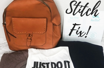 Stitch Fix October 2018 Review + Unboxing